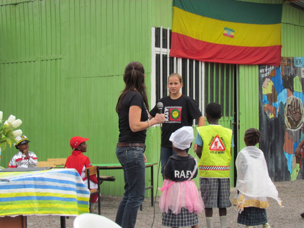 ABVC Supports RAEY (Ethiopia)