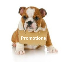 Running promotions